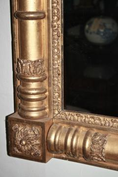 American Classical Pier or Overmantle Mirror - 1467299