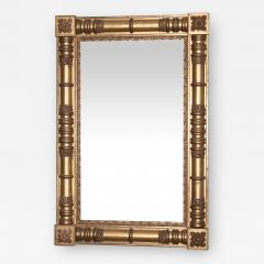 American Classical Pier or Overmantle Mirror - 1467514