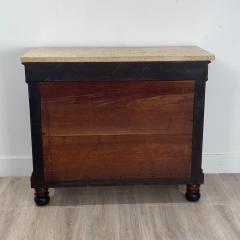 American Empire Mahogany Console Table Circa 1830 - 1400874