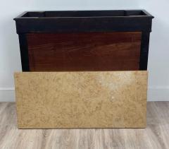 American Empire Mahogany Console Table Circa 1830 - 1400875