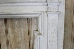 American Federal Chip Carved Mantel - 1984538