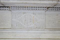 American Federal Chip Carved Mantel - 1984539