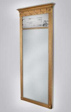 American Federal Gilded Pier Mirror - 1198157