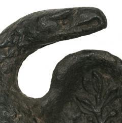 American Federal Period Cast Iron Eagle Philadelphia Ca 1813 - 126584
