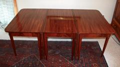 American Federal Revival Banquet Table - 1464075