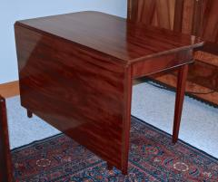 American Federal Revival Banquet Table - 1464078