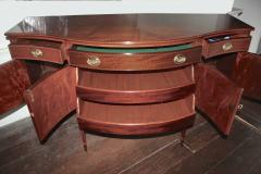 American Federal Revival Inlaid Mahogany Sideboard - 1464377
