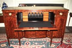 American Federal Sideboard with Butlers Secretary - 1466958