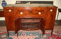 American Federal Sideboard with Butlers Secretary - 1466962