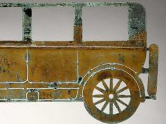 American Folk Art Automobile Weathervane - 362427
