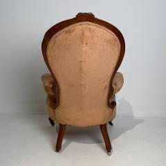 American Mid 19th Century Victorian Arm Chair - 1706831