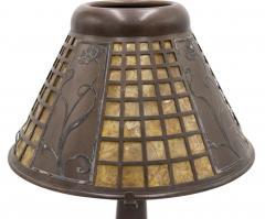 American Mission Heintz Art Metal Table Lamp - 1380053