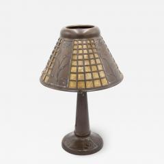 American Mission Heintz Art Metal Table Lamp - 1393968