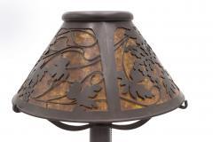 American Mission Heintz Art Metal Table Lamp - 1380069