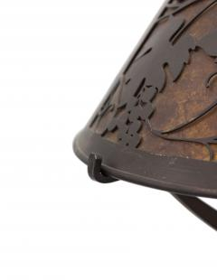 American Mission Heintz Art Metal Table Lamp - 1380074