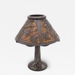 American Mission Heintz Art Metal Table Lamp - 1393970
