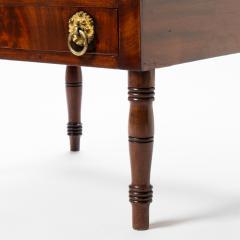American Neo Classic mahogany wash stand - 1718812