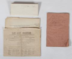 American Revenue Cutter Service Ensign Belonging to Captain William Henry Bagley - 62822