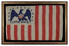 American Revenue Cutter Service Ensign Belonging to Captain William Henry Bagley - 62823