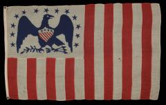American Revenue Cutter Service Ensign Belonging to Captain William Henry Bagley - 62825