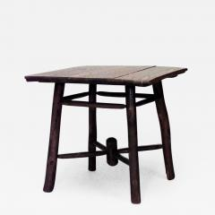 American Rustic Mission Old Hickory End Table   638473