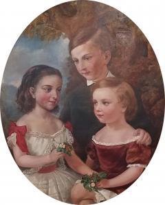 American School Childrens Portraits - 1259167