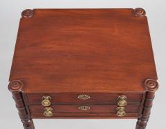 American Sheraton Salem Massachusetts Work and Side Table - 1003103