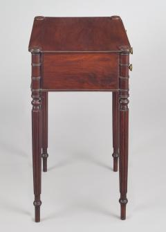 American Sheraton Salem Massachusetts Work and Side Table - 1003104