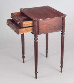 American Sheraton Salem Massachusetts Work and Side Table - 1003105