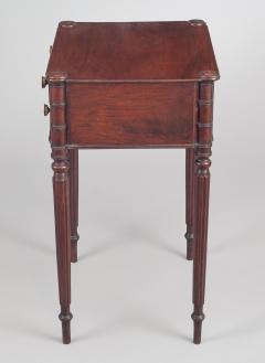 American Sheraton Salem Massachusetts Work and Side Table - 1003106