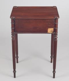 American Sheraton Salem Massachusetts Work and Side Table - 1003123