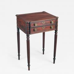 American Sheraton Salem Massachusetts Work and Side Table - 1003737
