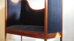 American Sheraton Style Settee - 1028266