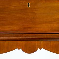 American Sheraton mahogany four drawer chest - 1922283