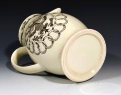 American Ship Jug with Fifteen State Ring design with Eagle on reverse - 1635668
