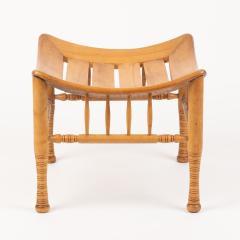 American birch Thebian stool - 1931859