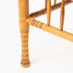 American birch Thebian stool - 1931860