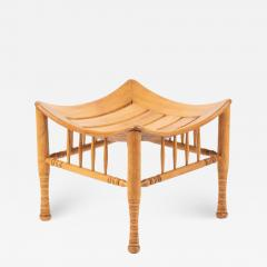 American birch Thebian stool - 1934923