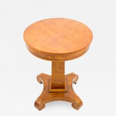 American curly maple side table - 1711179