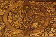 An 18th Century English Marquetry Walnut Chest Circa 1700 - 127837
