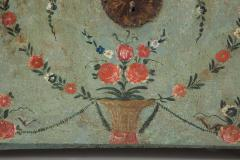 An 18th century polychrome and parcel gilt Spanish Colonial Vargueno - 1116651