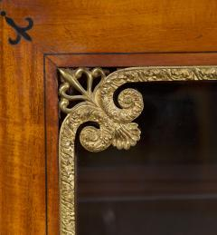 An Amaranth And Ebony Inlaid Display Cabinet Or Bookcase - 1307319