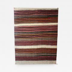 An Antique Navajo Banded Blanket - 459482