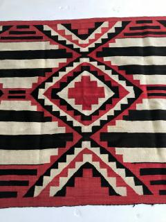 An Antique Navajo Chief Blanket - 912038