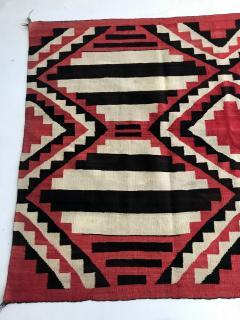 An Antique Navajo Chief Blanket - 912041