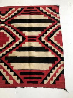 An Antique Navajo Chief Blanket - 912042