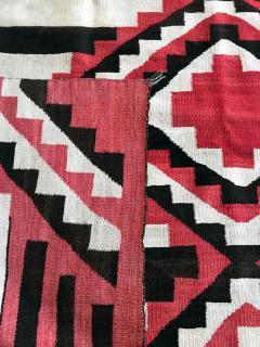 An Antique Navajo Chief Blanket - 912045