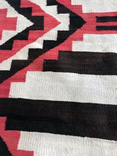 An Antique Navajo Chief Blanket - 912046