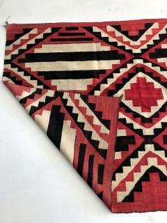 An Antique Navajo Chief Blanket - 912047