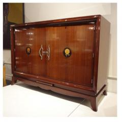 Exceptionnel An Art Deco Bar Cabinet In Palisander   255457